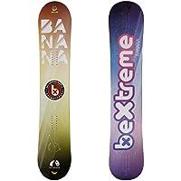 Tabla de Snowboard Banana Bamboo BeXtreme 2017 150cm