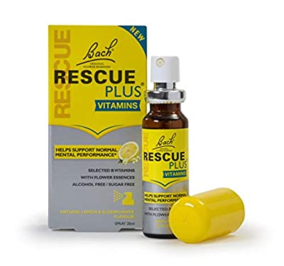 RESCUE Remedy Comfort and Reassure Spray