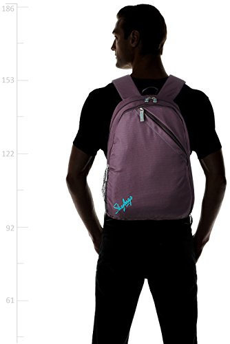 Skybags Brat 18 Ltrs Purple Casual Backpack (BPBRA6PPL) Image 5