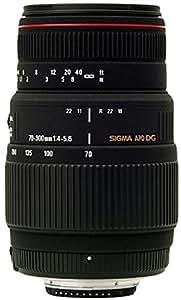 Sigma Objectif Macro 70-300 mm F4-5,6 DG APO - Monture Canon