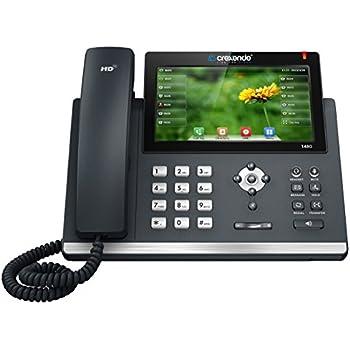Polycom VVX 411 HD Business Media IP Desk Phone: Amazon.co