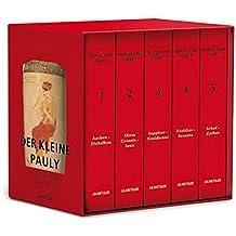 Der Kleine Pauly: Lexikon der Antike in fünf Bänden