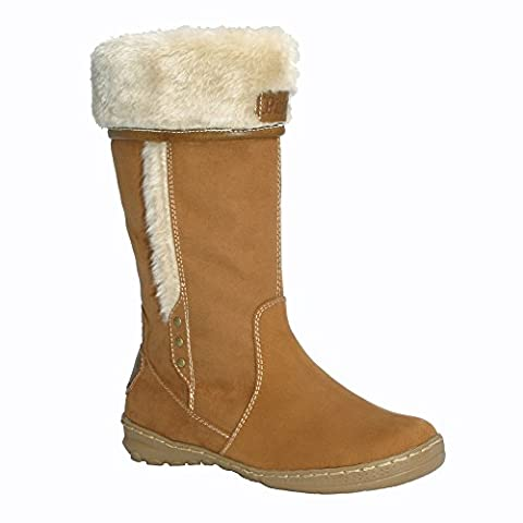 Pixie Annie, Ladies Boots (6, Camel)