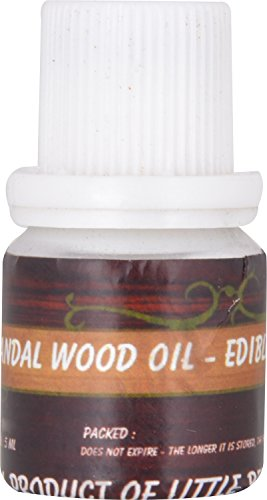 Little Bee Pure Edible Sandal Wood Oil - 5 grams