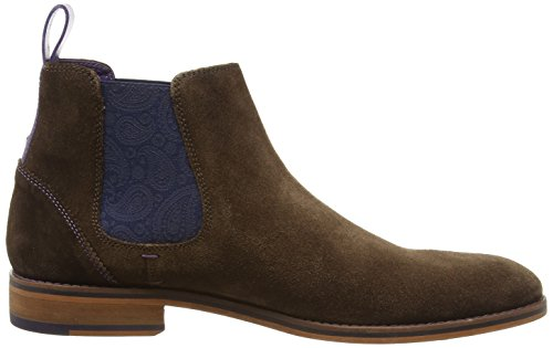 Ted Baker Camroon 4, Bottes Chelsea Homme Marron (Dark Brown)