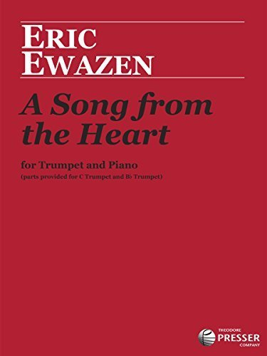 Ebony Brian: Download A Song From The Heart for Trumpet and Piano by