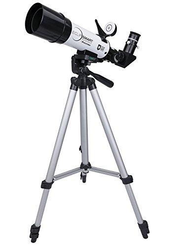 Celestron EclipSmart 2017 North American Total Solar Eclipse Refracting Telescope, White (22060)