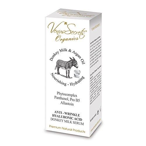 Rezept-falten-creme (Anti-Wrinkle Serum With Donkey Milk & Hyaluronic Acid - 40ml)
