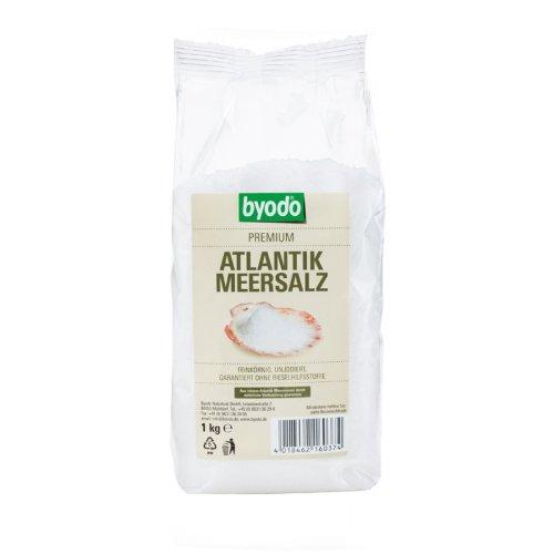 Byodo Atlantik-Meersalz fein 1000 gr