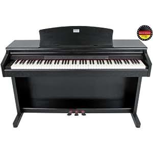 GEWA piano numérique dP- 140 g noir mat-fabriqué en allemagne
