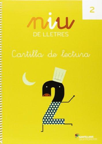 NIU DE LLETRES CARTILLA DE LECTURA 2 - 9788490471159