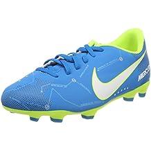 Nike Jr Mercurial Vortex III Sx FG, Zapatillas de Fútbol Unisex para Niños