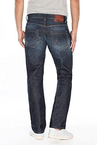 LTB - Jeans - Droit - Homme Bleu Bleu Bleu - iconium wash (2532)