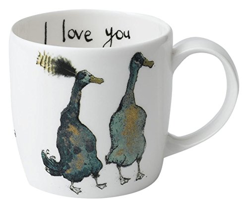 Hudson and Middleton Anna Wright I love You York Mug, for sale  Delivered anywhere in Ireland