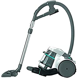 Vax VAXC86-AS-P-E Air Silence Pet Aspirateur sans Sac Multi-Cyclonique Gris/Bleu/Vert