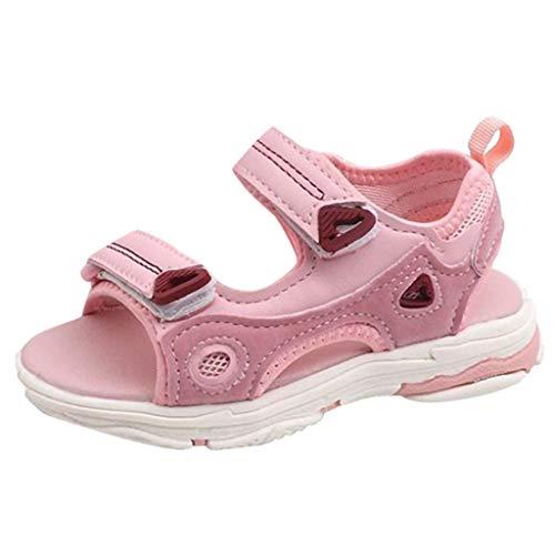 äugling Junge Mädchen weiche Sohle Kleinkind Schuhe Sneak,Sommer Kinder Kinder Baby Mädchen Jungen Sport Strand Turnschuhe Sandalen Freizeitschuhe ()