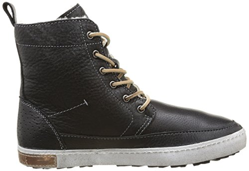 Blackstone LAOS TOWN CW96, Sneaker donna Nero (Noir)