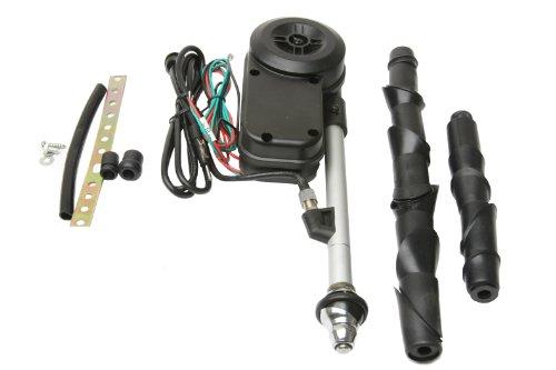 URO Teile auta2030chrom Antenne Mast Montage - Antenne Chrom Mast