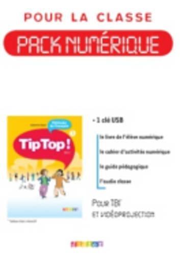 Tip Top!: Pack numerique pour la classe (USB stick) 1 Usb Tip Pack