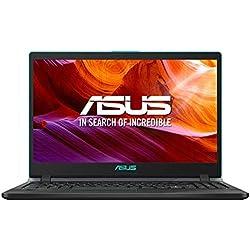 "ASUS R560UD-EJ362 - Portátil de 15.6"" FHD (Intel Core i5-8250U, 8 GB RAM, 256 GB SSD, NVIDIA GTX1050 2 GB, sin sistema operativo) Negro - Teclado QWERTY Español"