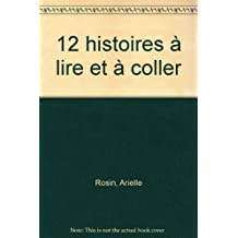 12 histoires à lire et à coller