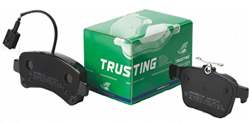 Trusting 154 - 0 Plaquettes de Frein