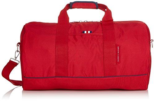Tommy Hilfiger Bolsas de Viaje Newport WW50203 Rojo 56 L