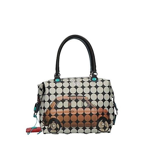 GABS G000030T3/X0227 Shopper Frau Beige