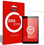 ZenGlass Flexible Glas-Folie für Medion LifeTab P10505 Panzerfolie I Bildschirm-Schutzfolie 9H