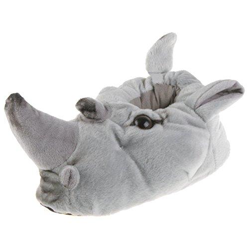 Uomo Grigio Per Tierhausschuhe Tierhausschuhe Pantofole Pantofole Per Uomo wxnRYS4q