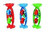 Seitenschläferkissen - Androni 7106631 - Sandmühle Maus mit 3 Rädern, circa 35 cm