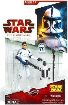 STAR WARS - The Clone Wars CW20 Clone trooper Denal
