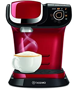 Bosch Tassimo My Way TAS6002GB Coffee Machine, 1500 watts, 1.2 Litres