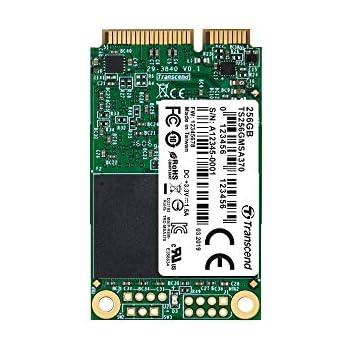 Transcend MSA 370 - Disco Duro sólido Interno SSD mSATA de 256 GB ...