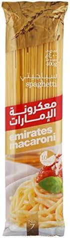 Emirates Macaroni Spaghetti No.7, 400 gm