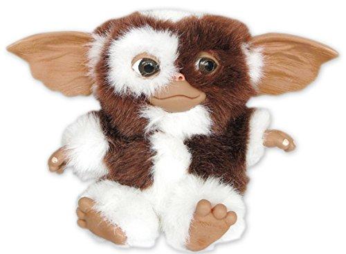 Close Up Gremlins Plüschfigur Gizmo - Süßer Mogwai lächelnd, Mund geschlossen