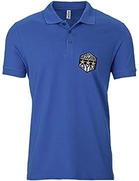 Moschino Herren Poloshirt, Sportliches Polo Shirt für Männer, Premium Men T-Shirt, Shirt in Blau, Schwarz, Weiß...