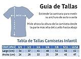 Acokaia Camiseta NASA niño Azul (12)