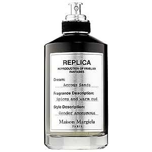 timeless design c079a d72b6 Maison Margiela 'Replica' fantasie: Across Sands: Amazon.it ...
