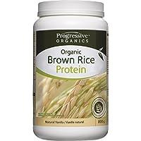 Progressive Organic Rice Protein 800g - Vanilla