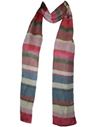 Ladies Fashionable Anucci Stripe Scarf GL011