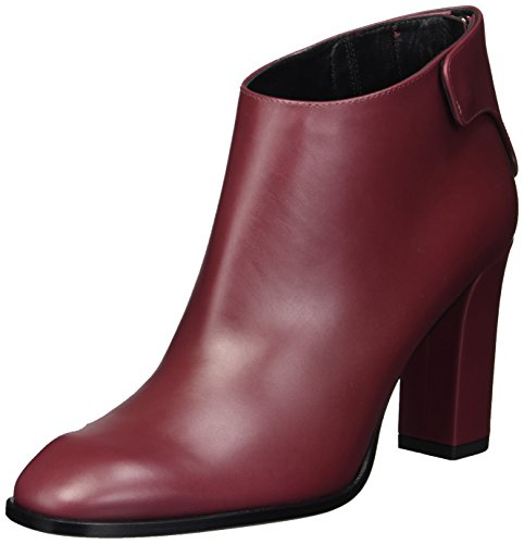 Via Spiga Damen Aston Ankle Bootie Stiefelette, Terrakotta-Leder, 39.5 EU