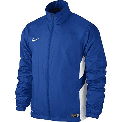 Nike Kinder Jacke Sideline Woven Academy 14, royal Blue/White, XS (Nike-youth-jacken Jungen)