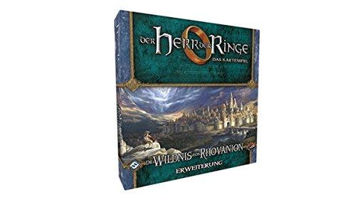 Herr der Ringe: Kartenspiel LCG - Die Wildnis von Rhovanion - Erweiterung-8 | Deutsch | Tolkien Asmodee FFG