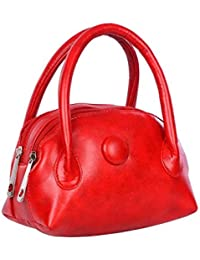 Belladona Women's Hand Clutch (Red, POH_9)