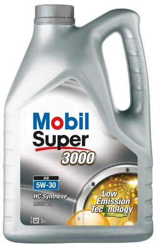 Mobil 050395 Super 3000 XE 5W-30 5L