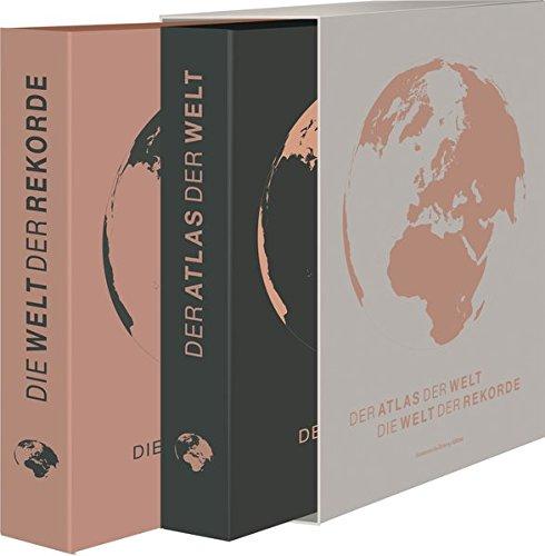 s der Welt, Die Welt der Rekorde - 2 Bände im Geschenkschuber: Perfekte Nachschlagewerk im edlen Schmuckschuber, mit hochwertiger Ausstattung ()