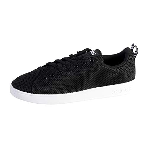 adidas Vs Advantage Clean, Zapatillas de Tenis para Hombre, Negro Cblack/Ftwwht, 40 EU