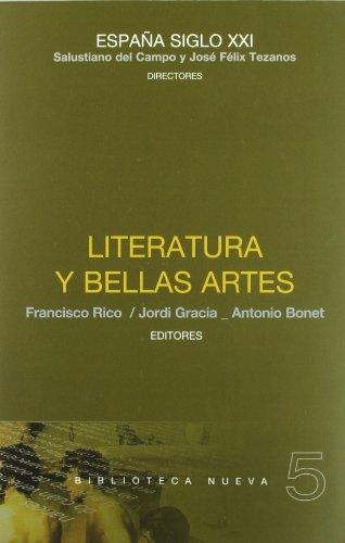 Literatura y bellas artes Cover Image