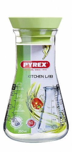 pyrex-kitchen-lab-shaker-gradue-avec-bouchon